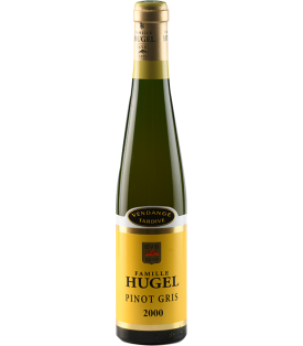 Pinot Gris-Vendanges Tardives 2000-Famille Hugel-Vinademi