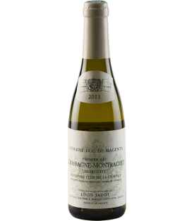 Chassagne Montrachet Blanc 2011-Maison Jadot-demi-bouteille-Vinademi