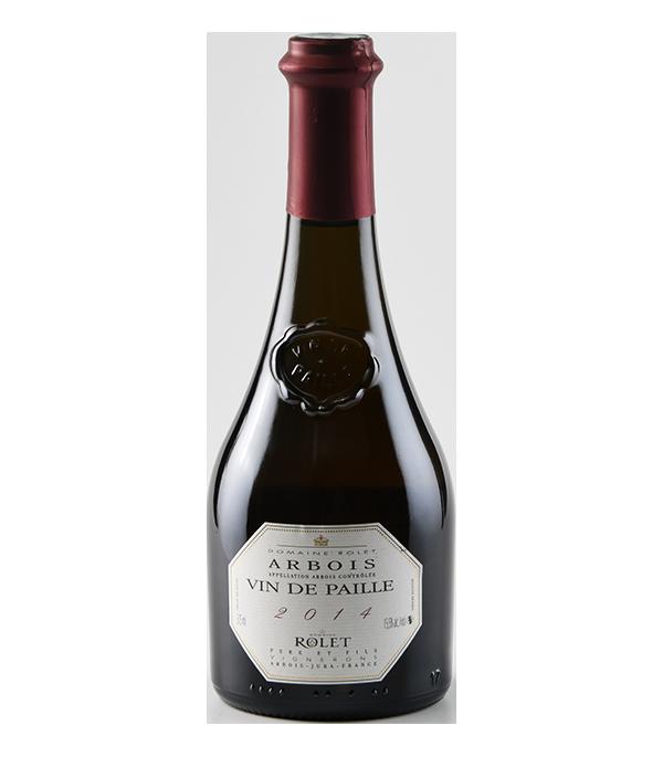 Vin de Paille 2014-Domaine Rolet Père et Fils-Vinademi