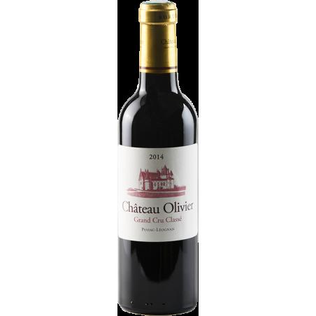 Château Olivier 2014 - Pessac Léognan - Grand cru classé