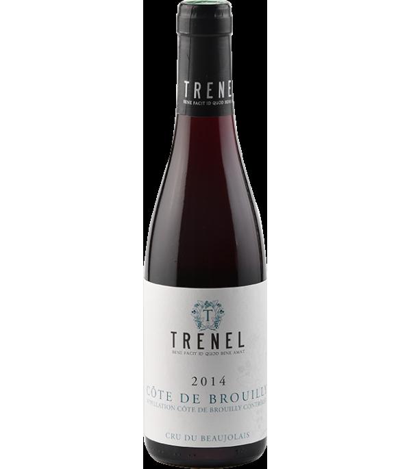 Côte de Brouilly 2014-Maison Trénel-Vinademi