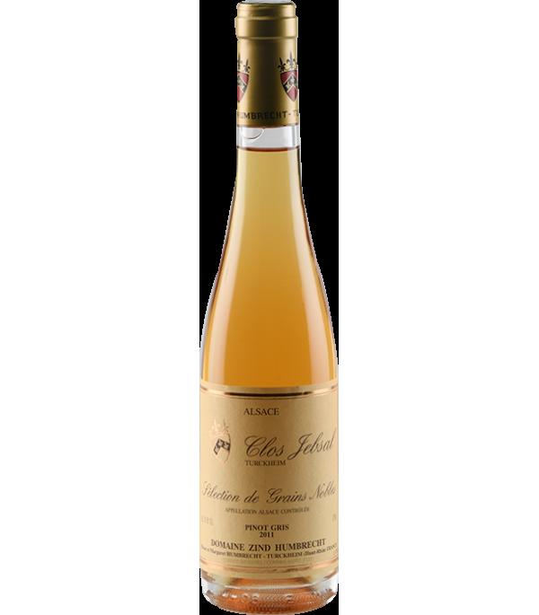 Pinot Gris-Sélection de Grains Nobles 2011-Domaine Zind-Humbrecht-Vinademi