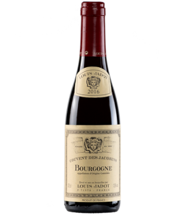 Bourgogne-Couvent des Jacobins 2016 en demi-bouteille-Maison Louis Jadot-VINAdemi