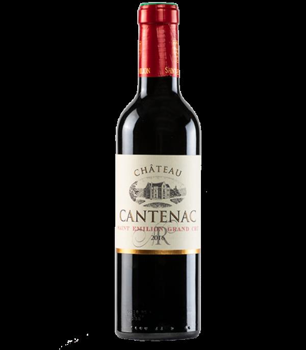 Château Cantenac 2016 - Saint Emilion - Grand cru