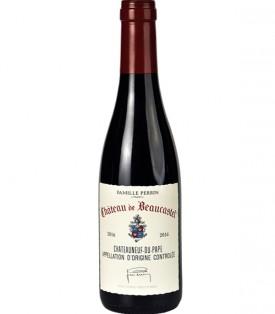 Châteauneuf du Pape - Château de Beaucastel Rouge 2016 - Famille Perrin en demi-bouteille 37.5 cl-VINAdemi