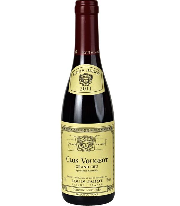 Clos Vougeot 2011 - Grand Cru - Maison Louis Jadot en demi-bouteille 37.5 cl-VINAdemi