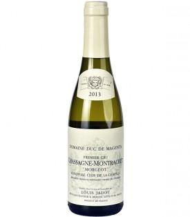Chassagne Montrachet  - 1er Cru Morgeot - Clos de la Chapelle 2013 - Maison Louis Jadot en demi-bouteille 37.5 cl-vinaDEMI