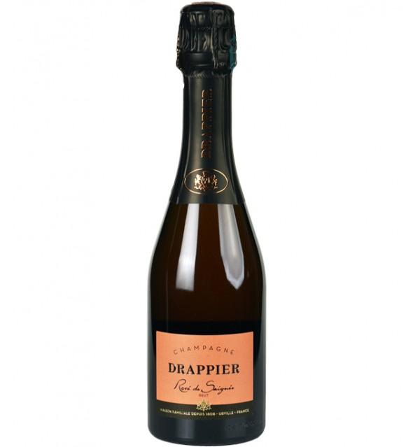 Champagne Drappier Rosé de Saignée en demi-bouteille 37.5 cl-VINAdemi