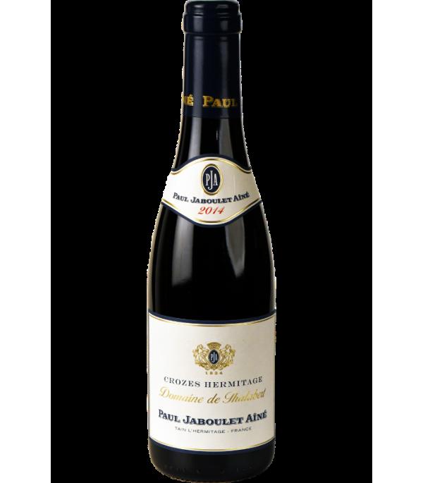 Crozes Hermitage du Domaine Paul Jaboulet Aîné-Domaine de Thalabert 2014 en demi-bouteille 37,5