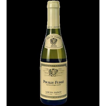 Pouilly-Fuissé 2016 de la Maison Louis Jadot en demi-bouteille 37,5cl sur VINAdemi