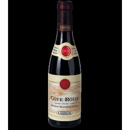Côte-Rôtie Brune et Blonde de Guigal en demi-bouteille sur Vinademi