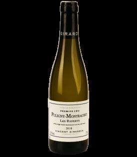Côte de Beaune Puligny-Montrachet Blanc Premier Cru Les Referts 2018 de la Maison Vincent Girardin sur Vinademi