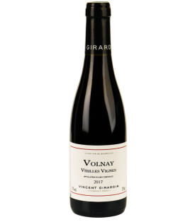 Volnay Rouge Les Vieilles Vignes 2017 de la Maison Vincent Girardin en demi-bouteille sur Vinademi