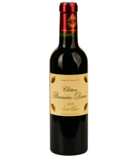 Saint-Julien Château Branaire-Ducru 2018 en demi-bouteille sur Vinademi