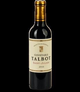 Saint-Julien - Connétable de Talbot 2016 en demi-bouteille sur Vinademi
