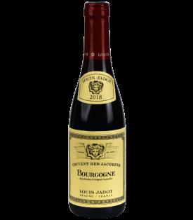 Bourgogne Couvent des Jacobins 2018 de la Maison Louis Jadot en demi-bouteilles sur Vinademi