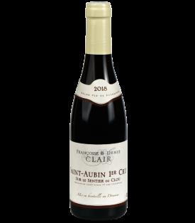 Saint-Aubin Premier Cru Sur le Sentier du Clou 2018 rouge du Domaine Françoise et Denis Clair en demi-bouteille sur Vinademi
