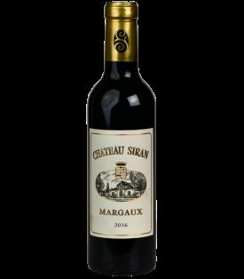 Margaux - Château Siran 2016 en demi-bouteille sur Vinademi