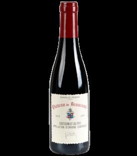 Château de Beaucastel 2018 de la Famille Perrin en demi-bouteille sur Vinademi