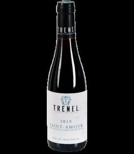 Saint-Amour 2019 Maison Trénel en demi-bouteille sur Vinademi