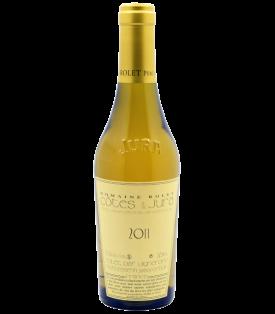 Côtes du Jura Blanc Tradition 2011 du Domaine Rolet en demi-bouteille sur Vinademi