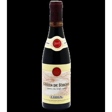 Côtes du Rhône Rouge 2017 de la Maison E. Guigal en demi-bouteille sur Vinademi