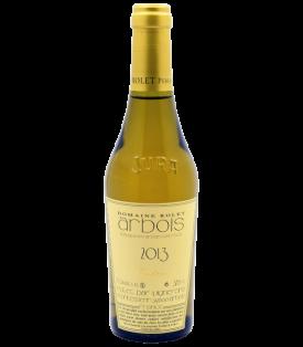 Arbois blanc Tradition 2013 du Domaine Rolet Père et Fils en demi-bouteille sur Vinademi