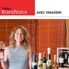 VINADEMI DANS L'EDITION FORBES FRANCE D'AUTOMNE 2019