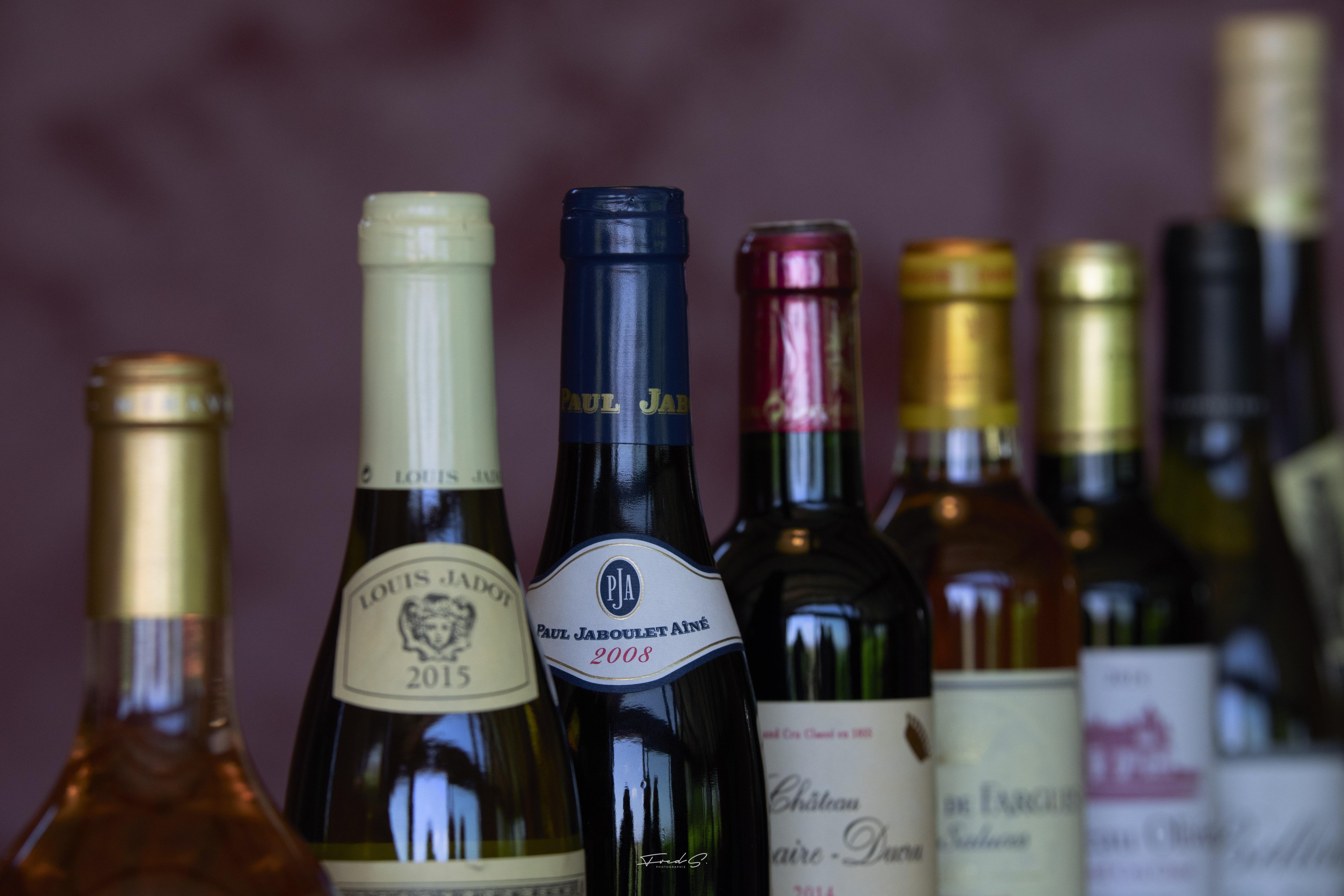 Toutes nos demi-bouteilles de vin