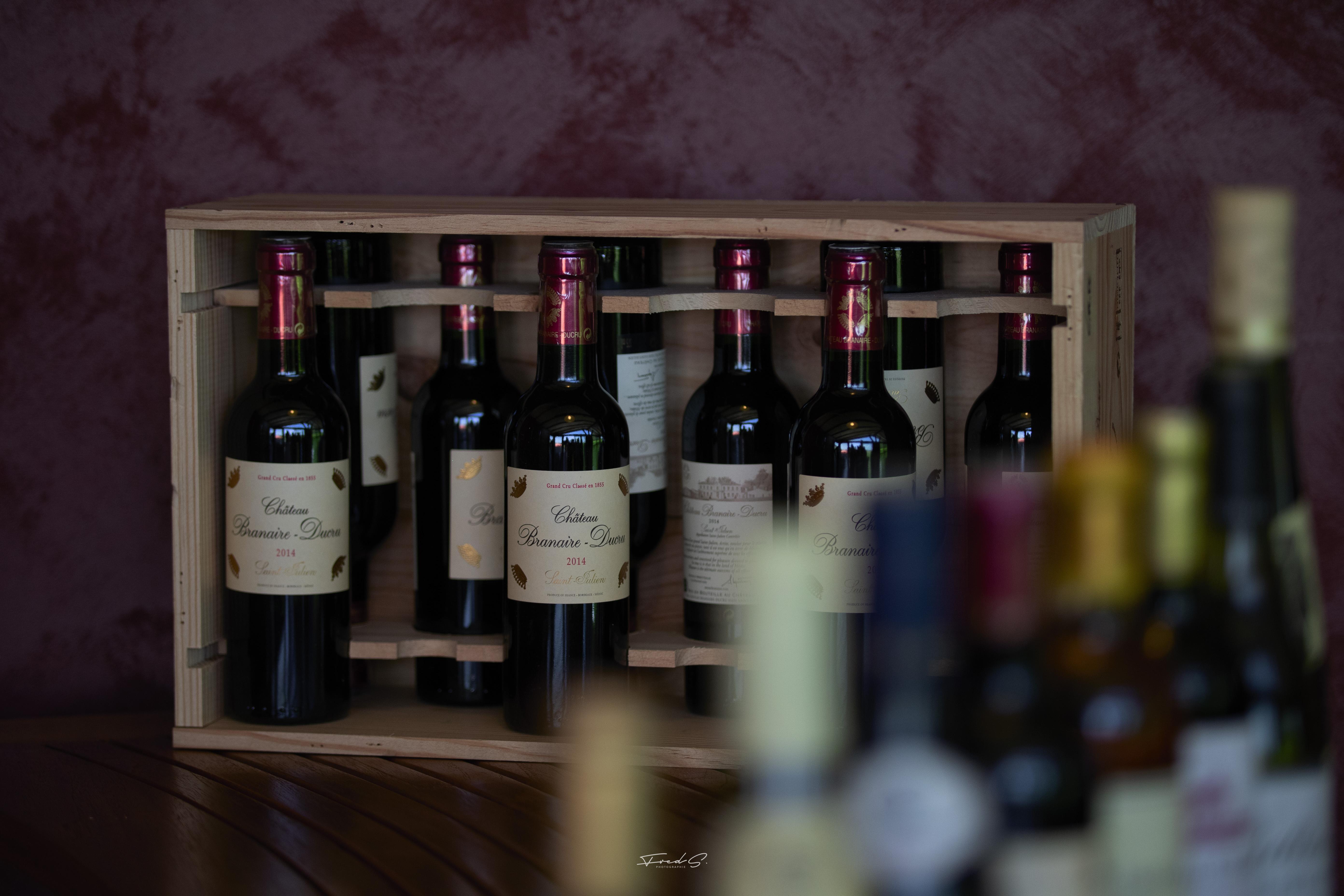 Demi-bouteilles de vin chez VINAdemi
